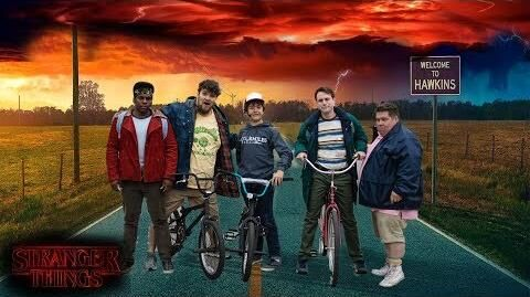 Stranger Things Parody featuring Gaten Matarazzo & Studio C!