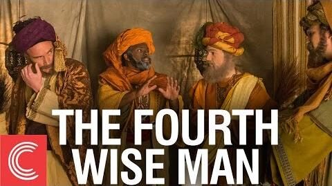 Christmas Shopping by the Four Wise Men
