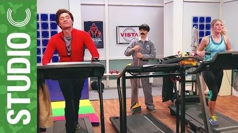 The Janitor Gym Jocks
