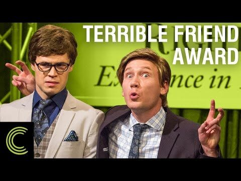 Terrible Friend Award