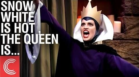 Snow White is Hot, the Queen is..