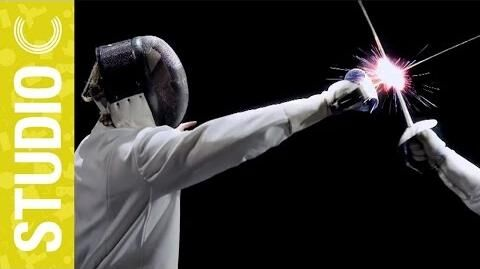 Fencing Slow-mo Replay