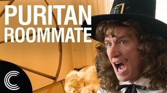 Puritan Roommate Finds Love