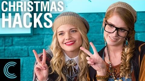 The Most Organic Vlog Christmas Hacks