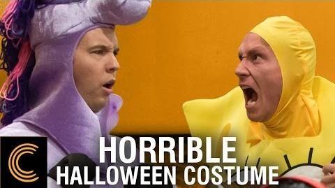 Horrible Roommate Halloween Costume