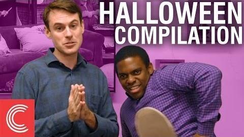 The Top Halloween Videos of Studio C