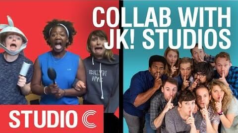 Studio C and JK! Studios Collaboration..