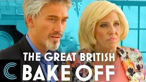 The Great British Bake Off Tarts