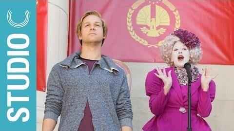 The Hunger Games Musical Mockingjay Parody - Peeta's Song