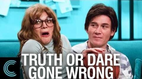 Truth or Dare Gone Wrong