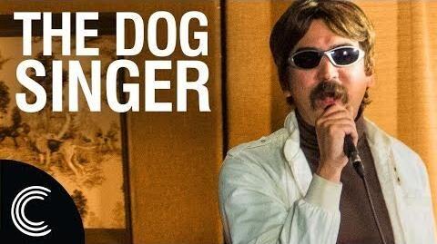 The Dog Whisperer with Farley Archer Dog Singer