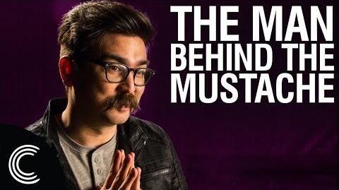 Daniel Harrison The Man Behind the Mustache