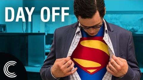Superman's Day Off Disaster