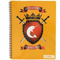 Studio C Guild Of Adventurers Notebook