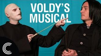 Oh Snape with Voldemort and Severus Voldy's Musical