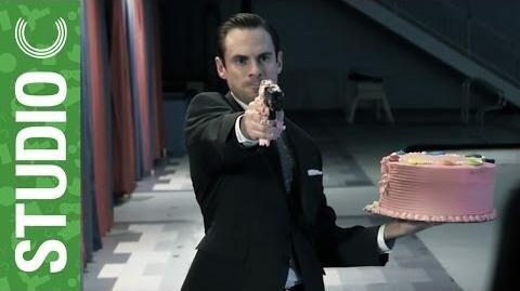 Sherlock Meets His Match