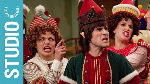 Santa's Elves Go On Strike