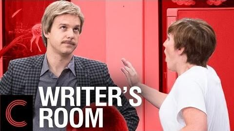 The Scariest Writer's Room