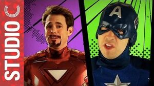 Marvel's Avengers: Age of Ultron Music Video Parody
