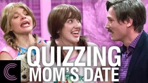 Quizzing Mom's Date