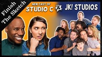 Studio C & JK! Studios - Finish The Sketch