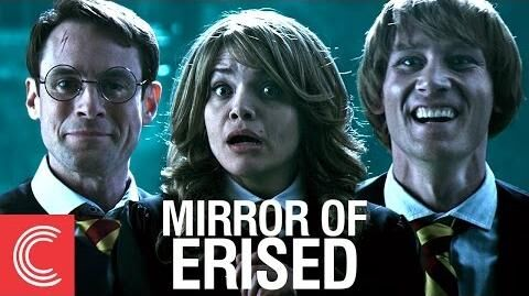 Harry Potter and the Mirror of Erised