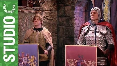 The Medieval Presidential Debate
