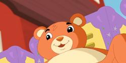 Bouncing-bear