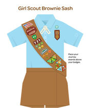 Where to put the patches and pins in your uniform 2