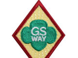 Cadette Girl Scout Way (Cadette badge)