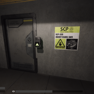 Secure Storage 3 | SCP: Containment Breach Unity Edition