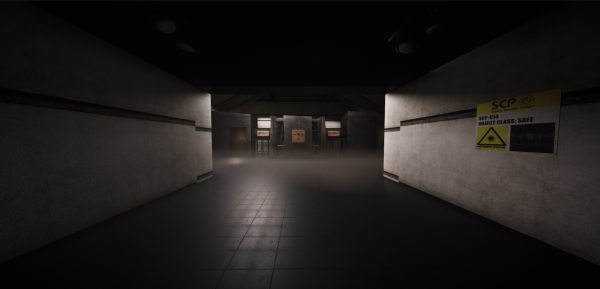 Scp containment unity