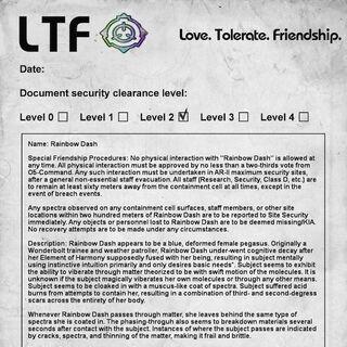 LTF-106s document.