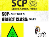 SCP-682-S