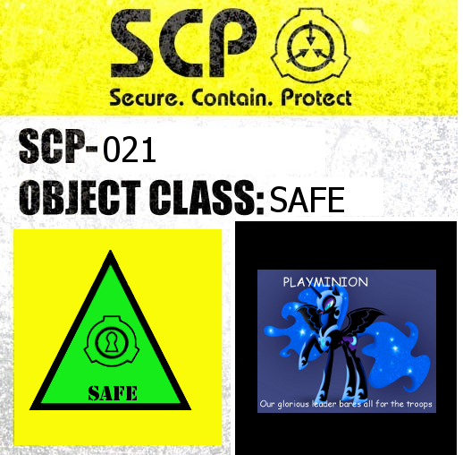 SCP-021
