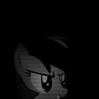 Rainbow Dash as seen in the loading screen.