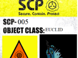 SCP-005