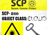 SCP-860