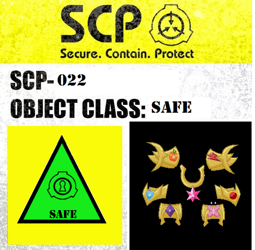 SCP-022 Sign