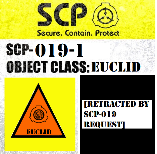 SCP-019-1 sign
