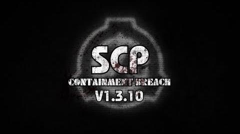 SCP - Containment Breach v1.3