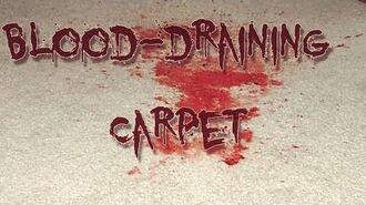"SCP-522 ""Blood-draining Carpet"""