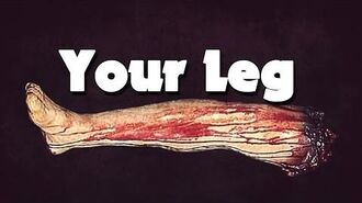 """SCP-1993 """"Your Leg"""""""
