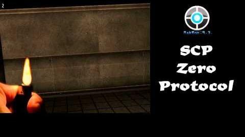 Первый взгляд - SCP - Zero Protocol Alpha Version