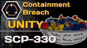 SCP-330 Unity SCP Containment Breach