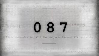 087 - Анонс-тизер игры