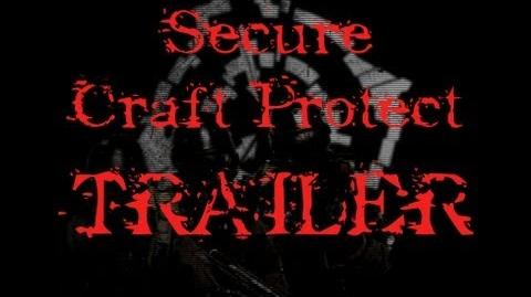 TRAILER 1 Secure, Craft, Protect Minecraft mod - ,,The Offical""