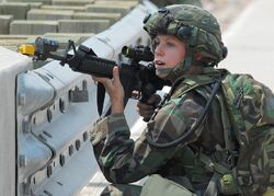 Private Lily Fletcherson