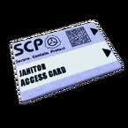 Keycard Janitor icon