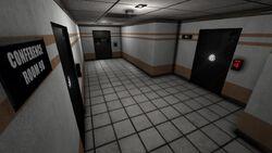 Doors Hallway